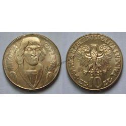 10 zł Kopernik 1965 mennicza menniczy