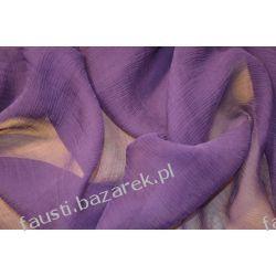 Jedwab kreszowany fiolet