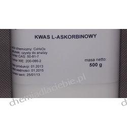 Kwas l-askorbinowy 0,5 kg, witamina C lewoskrętna spożywcza