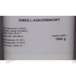 Kwas l-askorbinowy 1 kg, witamina C lewoskrętna spożywcza