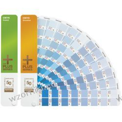Wzornik CMYK Color Guide Set (coated/uncoated) edycja 2013