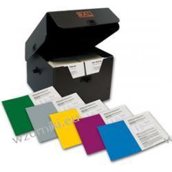 Specjalny zestaw RAL 841 GL, 210 kart – Błyszczące wykończenie
