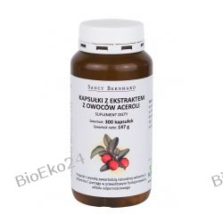 Kapsułki z ekstraktem z aceroli 300 szt. Acerola - witamina C