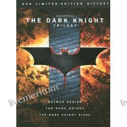 Dark Knight Trilogy, The: Limited Edition (DVD)