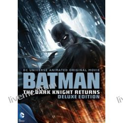 Batman: The Dark Knight Returns - Deluxe Edition (DVD 1992)