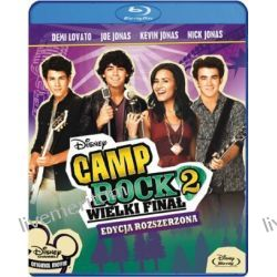 Camp Rock 2. Wielki finał (Blu-ray Disc)