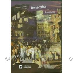 Ameryka - książka audio na CD (CD) - Franz Kafka