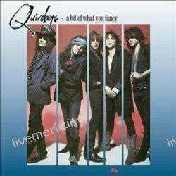 A Bit Of What You Fancy - The Quireboys