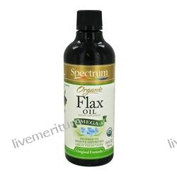 Spectrum Essentials - Organic Flax Oil Omega-3 Original Formula - 24 oz.