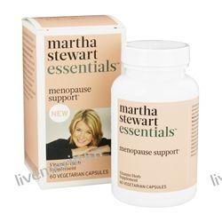 Martha Stewart Essentials - Menopause Support - 60 Vegetarian Capsules