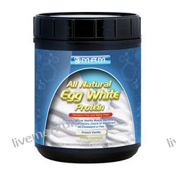 MRM - All Natural Egg White Protein French Vanilla - 12 oz.