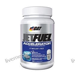 GAT - JetFuel Accelerator Stimulant-Free - 120 Capsules CLEARANCE PRICED