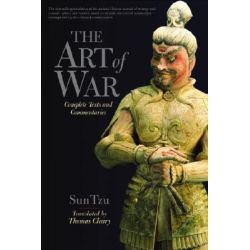 The Art of War, Complete Texts and Commentaries by Sun Tzu, 9781590300541. Po angielsku