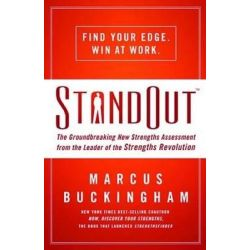 StandOut, The Groundbreaking New Strengths Assessment from the Leader of the Strengths Revolution by Marcus Buckingham, 9781400202379. Po angielsku