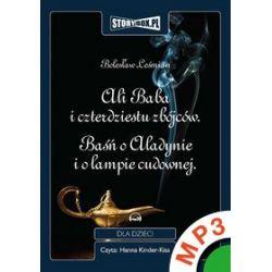 Ali Baba i czterdziestu zbójców. Baśń o Aladynie i o lampie cudownej. - Bolesław Leśmian - audiobook (MP3)