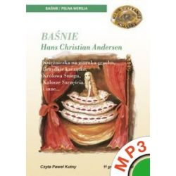 Baśnie Hansa Christiana Andersena - Hans Christian Andersen, Paweł Kutny - audiobook (MP3)