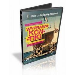 Kon-Tiki. Tratwą przez Pacyfik (DVD) - Thor Heyerdahl