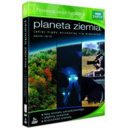 BBC. Planeta Ziemia - odcinki 10-12 (DVD)