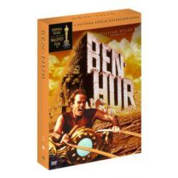 Ben Hur - Edycja Specjalna (4 DVD) (DVD) - William Wyler