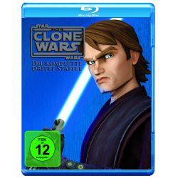 Star Wars: The Clone Wars - Staffel 3 [Blu-ray]