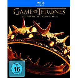Game of Thrones - Die komplette zweite Staffel [Blu-ray]
