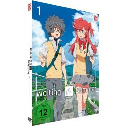 Waiting in the Summer, Box 1 (Episoden 1-6, inkl. Booklet) [2 DVDs]
