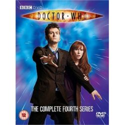Doctor Who - Complete Series 4 [6 DVDs] [UK Import]