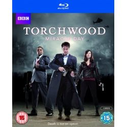 Torchwood: Miracle Day - Series 4 [Blu-ray] [UK Import]