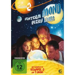 Hinterm Mond gleich links - Staffel 2 (5 DVDs - Amaray)