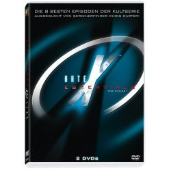 Akte X - Essentials [2 DVDs]