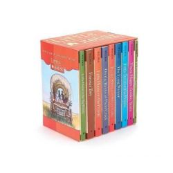 The Complete Little House Nine Book Set in a Slipcased Box by Laura Ingalls Wilder, 9780064400404.