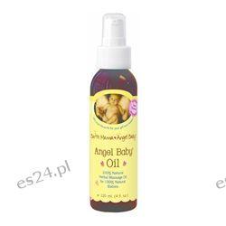 Earth Mama Angel Baby - Angel Baby Oil - 4 oz.