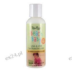 Reviva Labs - Beach Baby UV A/B Sun Protective Lotion SPF 25 - 4 oz.