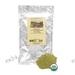 Starwest Botanicals - Bulk Alfalfa Leaf Powder Organic - 1 lb.