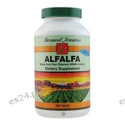 Bernard Jensen - Alfalfa 550 mg. - 500 Tablets
