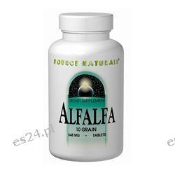 Source Naturals - Alfalfa 648 mg. - 1000 Tablets