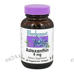 Bluebonnet Nutrition - Astaxanthin 4 mg. - 60 Vegetarian Softgels