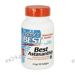 Doctor's Best - Best Astaxanthin 6 mg. - 90 Softgels