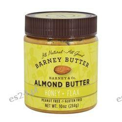 Barney Butter - All Natural Almond Butter Honey + Flax - 10 oz.