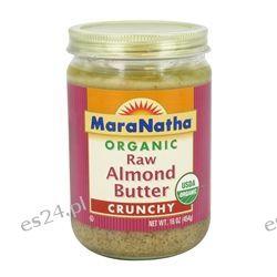 MaraNatha - Organic Raw Almond Butter Crunchy - 16 oz.