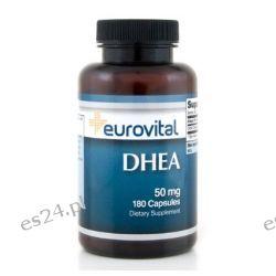 Euro 50mg DHEA Vital, 180 Tablets
