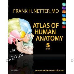 Atlas of Human Anatomy, with Student Consult Access by Frank H. Netter, 9781416059516.