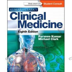 Kumar and Clark's Clinical Medicine, With STUDENTCONSULT Online Access: 8th edition, 2012 by Parveen Kumar, 9780702044991.