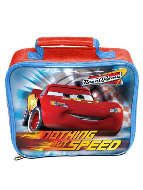 lunch box AUTA Disney CARS