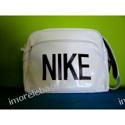 Torba na ramię Nike Heritage Ad Track Bag / na laptopa / szkolna