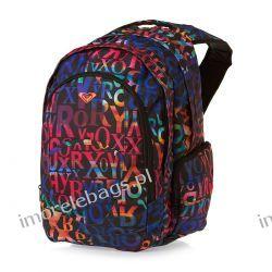 Plecak Szkolny Roxy Lettering dla dziewczyny + piórnik GRATIS !
