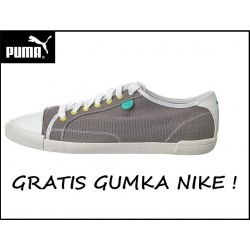 Damskie BUTY TRAMPKI PUMA ELKI 38 1/2 + Gumka Nike