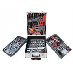 Skrzynka z narzędziami, 256 części FI-249...
