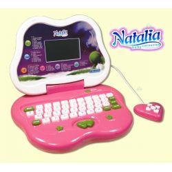 """Laptop interaktywny E-EDU """"Natalia"""" mówiący po polsku..."""