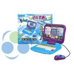 """Laptop interaktywny E-EDU """"Aero"""" mówiący po polsku..."""